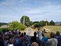 Saint-Just-d'Avray - Bénédiction de la croix d'Avray (août 2017) 3.jpg