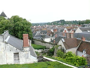 Saint Aignan from castle.JPG