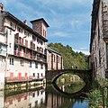 Saint Jean Pied de Port-Pont Saint Jean-20150925.jpg