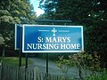 Saint Marys nursing home, Ednaston, Derbyshire - geograph.org.uk - 1659911.jpg