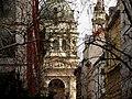 Saint Stephen's Basilica, west facade detail, Budapest (12) (13229814635).jpg