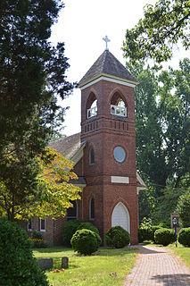 St. Thomas Episcopal Parish Historic District United States historic place