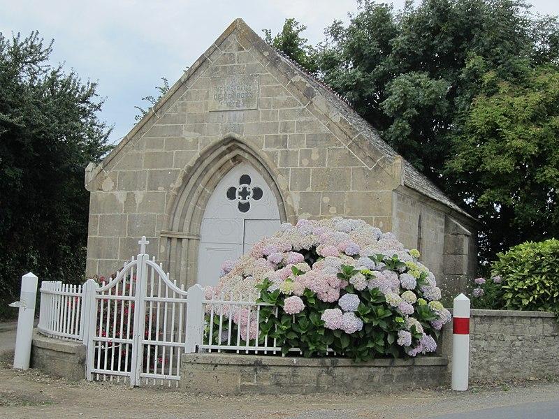 Sainte-Geneviève, Manche