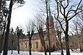 Salas Svētā Jāņa luterāņu baznīca, Salas pagasts, Babītes novads, Latvia - panoramio.jpg