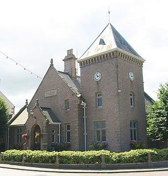 Saint John, Jersey - Parish hall