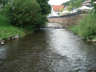 Die Salz in Bad Soden