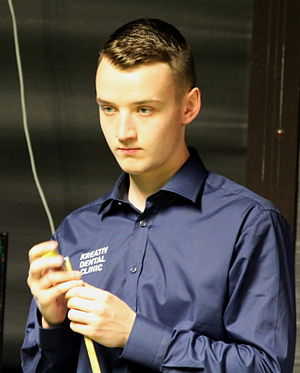 Sam Craigie - Paul Hunter Classic 2015