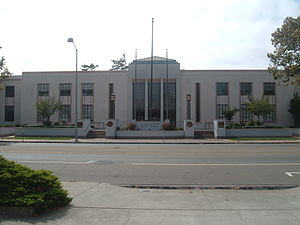 San Leandro, California - City Hall