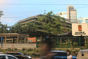 San Miguel Corporation - SMC Head Office Complex in Mandaluyong
