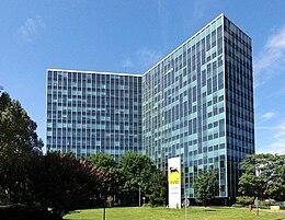 Secondo palazzo degli uffici eni wikipedia for Uffici virtuali roma