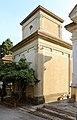 San vincenzo, cimitero, cappella corti-bicchi 01.jpg