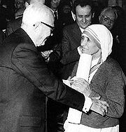 Madre Teresa De Calcutá Wikipédia A Enciclopédia Livre