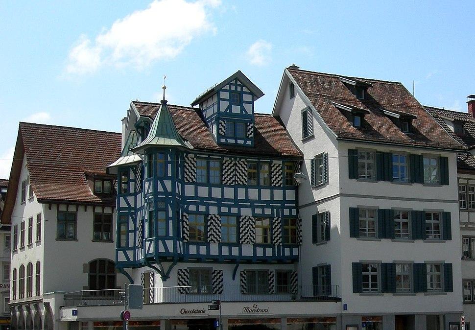 Sankt Gallen houses