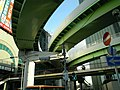 Sannomiya, Kobe Portliner - panoramio.jpg