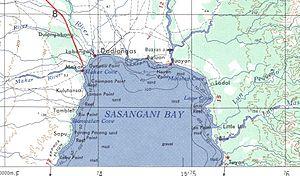 Sarangani Bay - Image: Sansangani norte