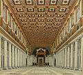 Santa Maria Maggiore Roma interior 1883.jpg