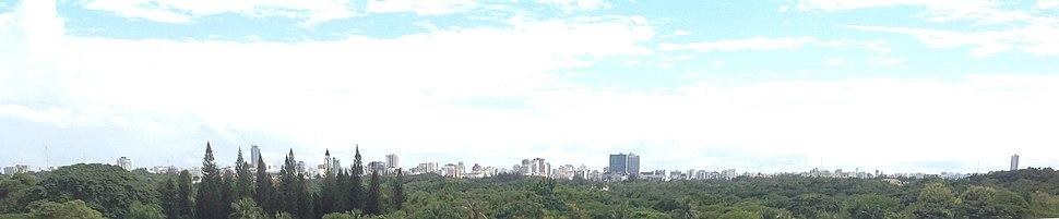 Santo Domingo From VDJ