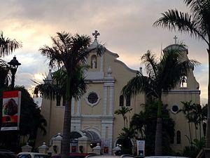McKinley Road - Santuario de San Antonio Church