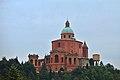 Santuario della Madonna di San Luca Bologna visto dalla strada.jpg