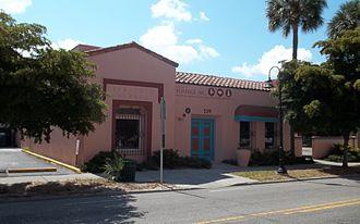 Sarasota Herald Building - Image: Sarasota FL Herald Bldg 02