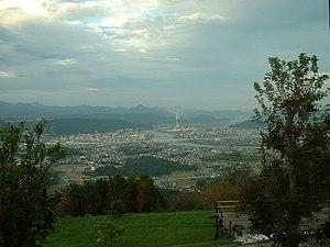 Satsumasendai, Kagoshima - Photograph of the city.