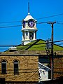 Sauk Co. Courthouse Clock Tower - panoramio.jpg
