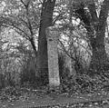 Saxenburgerweg, grenspaal - Bloemendaal - 20036323 - RCE.jpg