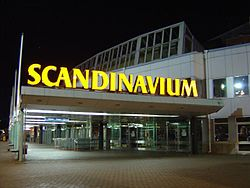 Scandinaviums entré