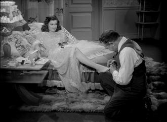 Scarlet Street - Joan Bennett and Edward G. Robinson