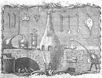 Carl Wilhelm Scheele - d. Königl. Schwed. Acad. d. Wissenschaft Mitgliedes, Chemische Abhandlung von der Luft und dem Feuer (1777)