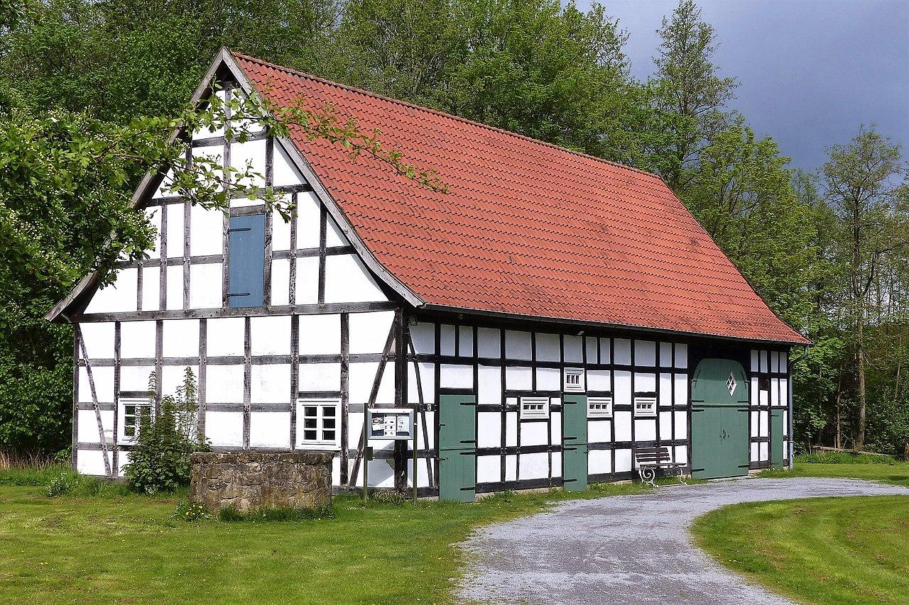 File Scheune Haus Werburg Jpg Wikimedia Commons