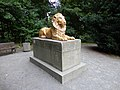 Schloßpark Ballenstedt Löwe 02.jpg
