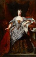 Schuppen, studio of van - Empress Elisabeth Christine, pair.png