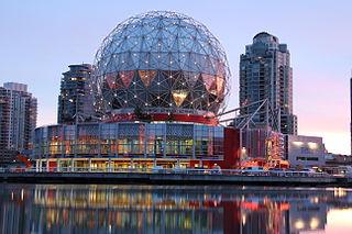 Science museum in Vancouver, British Columbia