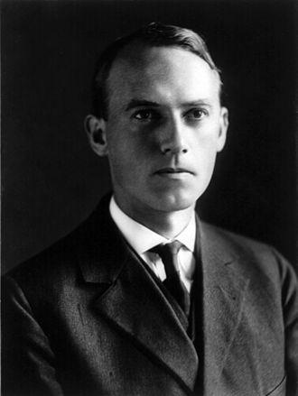 Scott Nearing - Nearing in 1915