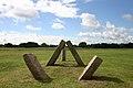 Sculpture Behind Elthorne Park (geograph 2024146).jpg