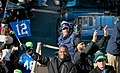 Seahawks quarterbacks, Super Bowl parade.jpg
