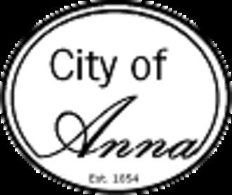 Anna, Illinois - Image: Seal of Anna, Illinois