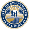 Official Seal for The City of Sweetwater
