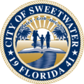 Seal of Sweetwater, Miami-Dade County, Florida.png