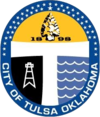 Official seal of Tulsa, Oklahoma