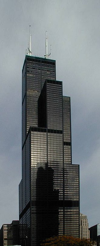 American Bridge Company - Willis Tower, Chicago, Illinois