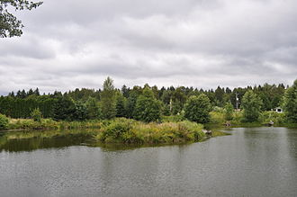 Lake City, Seattle - Meadowbrook Pond in Lake City