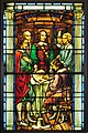 Seattle - Plymouth Congregational - Mayflower Compact stained glass 01 (26938909416).jpg