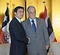Sebastián Piñera - Abhisit Vejjajiva.jpg