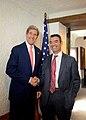 Secretary Kerry Shakes Hands With Professor Cavallaro.jpg