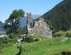 Burg Pontaningen