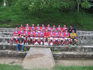 Rugby union in Costa Rica - The Costa Rican national side.