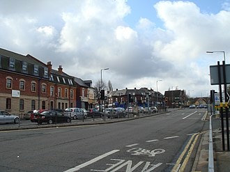 Selly Oak - Image: Selly Oak High Street