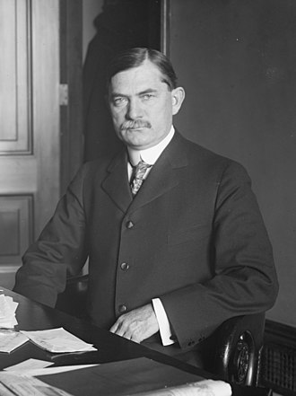 William F. Kirby - Image: Sen. Kirby of Arkansas LCCN2016825968 (cropped)